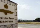 Sei famiglie di rifugiati potranno lasciare la base militare britannica dove hanno vissuto per 20 anni