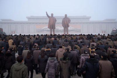 Pyongyang, Corea del Sud