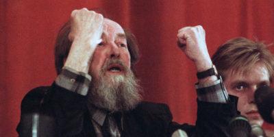 Cento anni fa nacque Aleksandr Solženicyn