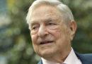 George Soros è stato scelto come persona dell'anno dal Financial Times