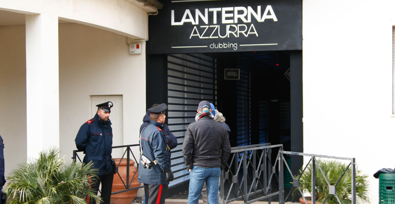 Ancona: panico al concerto di Sfera Ebbasta, 6 morti
