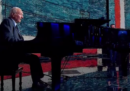 Piero Angela è molto bravo anche al pianoforte
