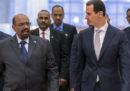 Il presidente sudanese Omar al Bashir è stato il primo leader arabo a visitare Damasco dall'inizio della guerra in Siria