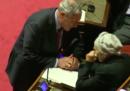 Il video dell'intervento di Emma Bonino al Senato di cui si sta molto parlando