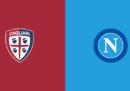 Cagliari-Napoli in TV e in streaming