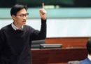 """Hong Kong ha respinto un candidato alle elezioni accusandolo di sostenere """"implicitamente"""" l'indipendenza dalla Cina"""