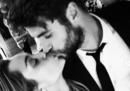 Miley Cyrus e Liam Hemsworth si sono sposati