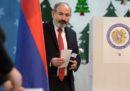 In Armenia oggi si è votato per le elezioni parlamentari anticipate