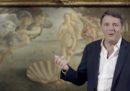 La prima puntata del documentario di Matteo Renzi su Firenze ha ottenuto l'1,8% di share