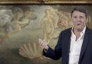 La seconda puntata del documentario di Matteo Renzi su Firenze ha ottenuto il 2,2% di share, superiore alla prima