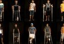 Feriti alle gambe, a Gaza