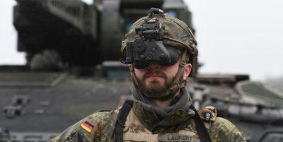 La Germania sta pensando di arruolare nel suo esercito anche i cittadini europei
