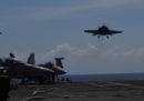 Due aerei dell'esercito statunitense si sono scontrati in volo a largo del Giappone: ci sono sei dispersi