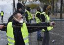 """Dopo gli scontri di ieri a Parigi tra polizia e """"gilet gialli"""" ci sono almeno 133 feriti"""