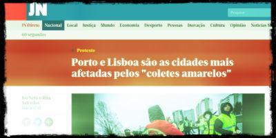 Anche il Portogallo ha i suoi gilet gialli