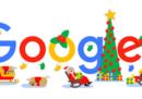 Tutte le feste di dicembre nel mondo, nel doodle di Google