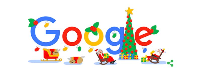 Auguri Di Buon Natale In Cinese.Tutte Le Feste Di Dicembre Nel Mondo Nel Doodle Di Google Il Post