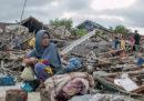 I morti per lo tsunami in Indonesia sono almeno 373