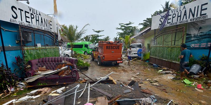 Tsunami in Indonesia: le immagini dopo il disastro