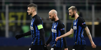 Inter e Napoli sono state eliminate dalla Champions League
