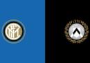 Inter-Udinese in TV e in streaming