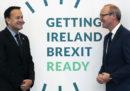 """L'Irlanda ha un piano in caso di """"no deal"""""""
