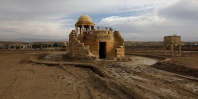 Il luogo dove fu battezzato Gesù è inaccessibile da cinquant'anni