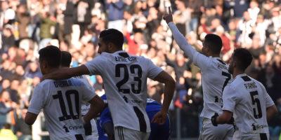 La Juventus ha stabilito il record di punti ottenuti in un girone di andata di Serie A