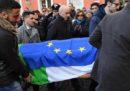 Le foto del funerale di Antonio Megalizzi