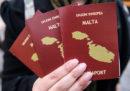 Due ricchissime famiglie saudite hanno comprato 62 passaporti maltesi