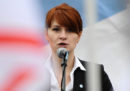 Maria Butina, spia russa arrestata negli Stati Uniti lo scorso luglio, si dichiarerà colpevole per avere cospirato come agente straniero