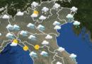 Le previsioni meteo per giovedì 20 dicembre