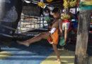 I lottatori bambini della Thailandia