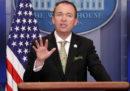 Donald Trump ha scelto Mick Mulvaney, suo consulente per il budget, come capo provvisorio dello staff della Casa Bianca