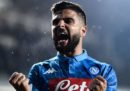 Napoli-Frosinone in streaming o in TV
