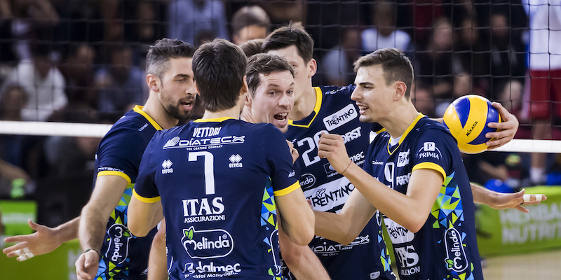 Volley, Mondiale Club: Trento in finale. Sfiderà Civitanova nel derby italiano
