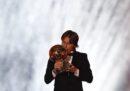 Luka Modric ha vinto il Pallone d'Oro