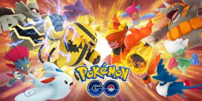 Su Pokémon GO sono arrivate le sfide tra allenatori