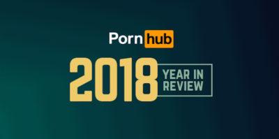 Come è andato il 2018 su Pornhub