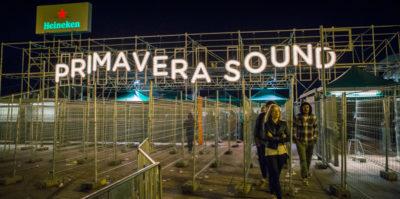 Il programma del Primavera Sound 2019