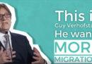 Avete visto anche voi, su Facebook, uno strano video sponsorizzato sui migranti?