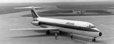 L'incidente aereo di Punta Raisi, quarant'anni fa