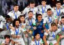 Il Real Madrid ha vinto il Mondiale per club per la terza volta consecutiva