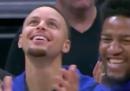 I Sacramento Kings hanno trollato Stephen Curry per quella storia della Luna