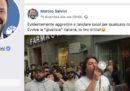 È stata assegnata la scorta a un giudice per gli insulti ricevuti nei commenti di un post su Facebook di Matteo Salvini