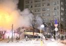 41 persone sono rimaste ferite in un'esplosione in un ristorante a Sapporo, in Giappone