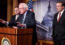 Il Senato statunitense contro Donald Trump