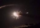 Israele ha bombardato un deposito di armi di Hezbollah a ovest di Damasco, in Siria