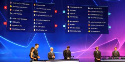 Dove vedere i sorteggi di Champions League