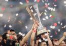 Sorteggi di UEFA Europa League: le avversarie di Inter, Napoli e Lazio